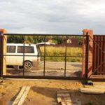Откатные ворота Абакан